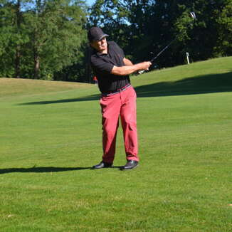 COVID 19 Golf Cup